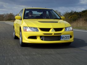Ver foto 2 de Mitsubishi Lancer Evolution VIII FQ 300 2004