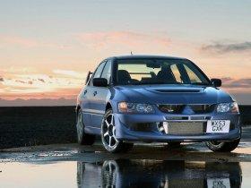 Ver foto 2 de Mitsubishi Lancer Evolution VIII FQ 330 2004