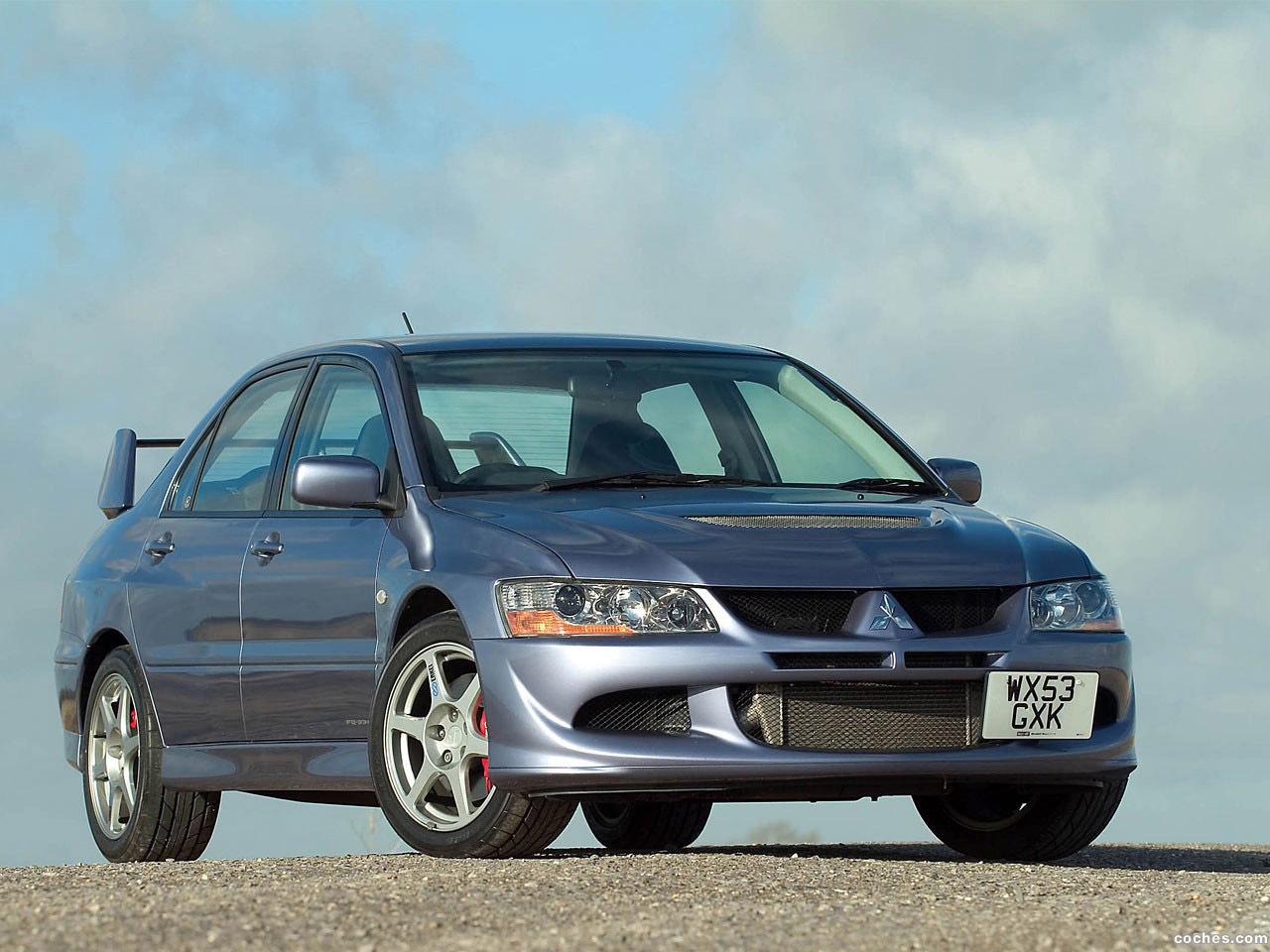 Foto 3 de Mitsubishi Lancer Evolution VIII FQ 330 2004
