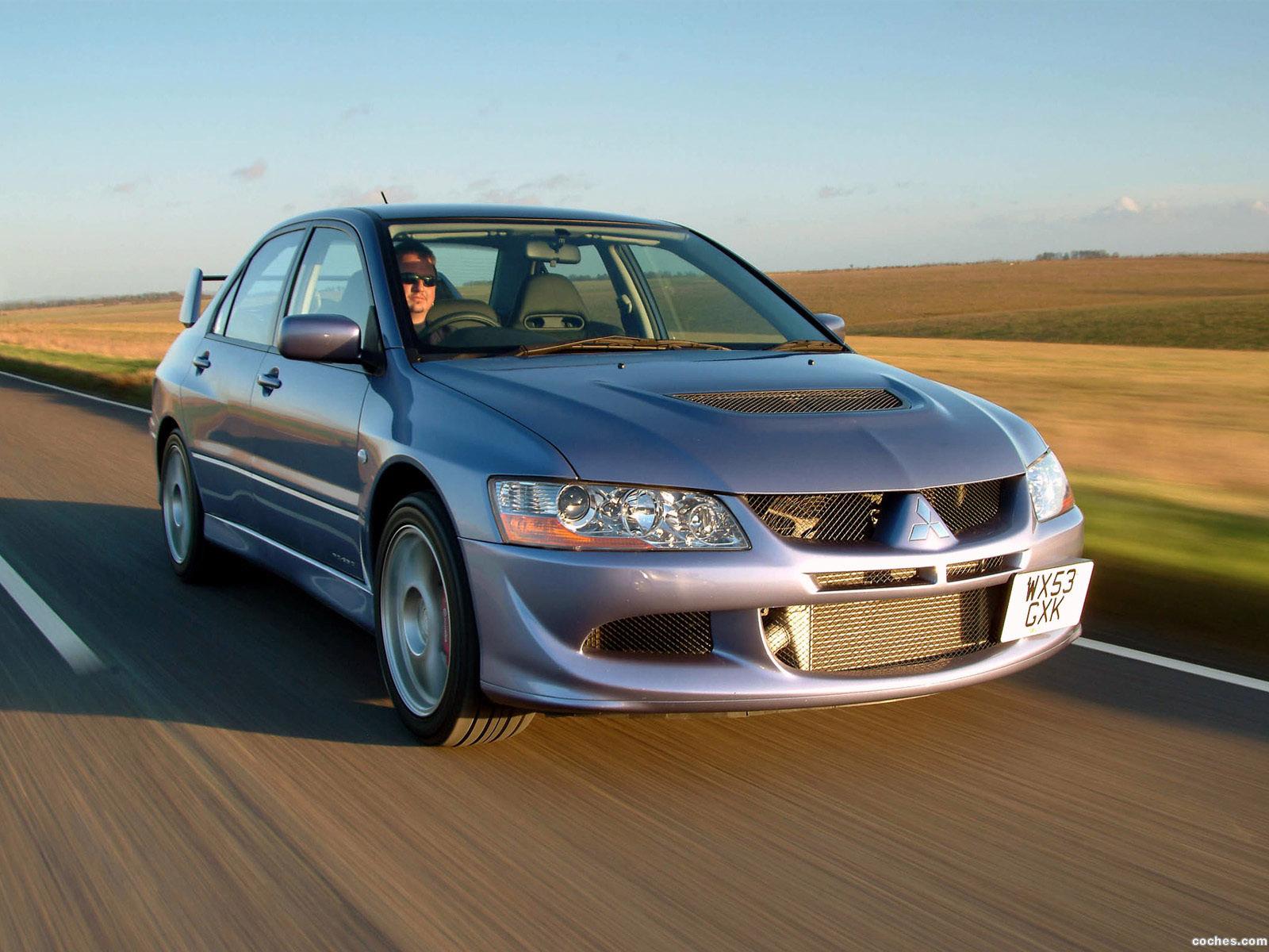 Foto 0 de Mitsubishi Lancer Evolution VIII FQ 330 2004
