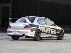 Ver foto 3 de Mitsubishi Lancer Evolution VIII Fightex 2004