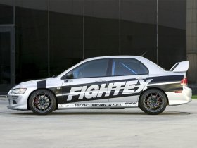 Ver foto 2 de Mitsubishi Lancer Evolution VIII Fightex 2004
