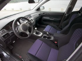 Ver foto 20 de Mitsubishi Lancer Evolution VIII MR 2004