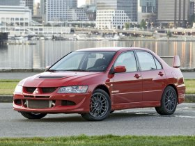 Ver foto 10 de Mitsubishi Lancer Evolution VIII MR 2004