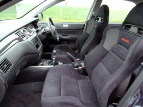 Ver foto 9 de Mitsubishi Lancer Evolution VIII MR 2004