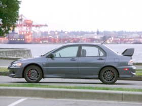 Ver foto 17 de Mitsubishi Lancer Evolution VIII MR 2004