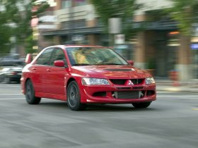 Ver foto 16 de Mitsubishi Lancer Evolution VIII MR 2004