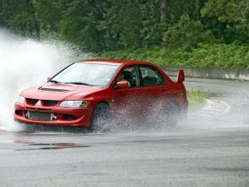 Ver foto 14 de Mitsubishi Lancer Evolution VIII MR 2004