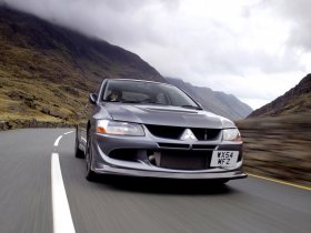Ver foto 6 de Mitsubishi Lancer Evolution VIII MR FQ 400 2004