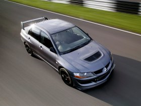 Ver foto 5 de Mitsubishi Lancer Evolution VIII MR FQ 400 2004