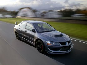 Ver foto 4 de Mitsubishi Lancer Evolution VIII MR FQ 400 2004