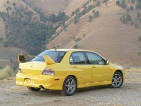 Ver foto 11 de Mitsubishi Lancer Evolution VIII USA 2003