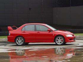 Ver foto 8 de Mitsubishi Lancer Evolution VIII USA 2003