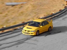 Ver foto 7 de Mitsubishi Lancer Evolution VIII USA 2003