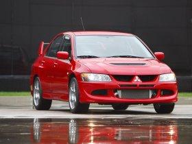 Ver foto 6 de Mitsubishi Lancer Evolution VIII USA 2003