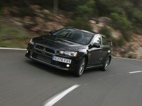 Fotos de Mitsubishi Lancer Evolution X 2008