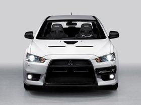Ver foto 5 de Mitsubishi Lancer Evolution X Carbon Series 2012