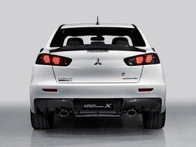 Ver foto 2 de Mitsubishi Lancer Evolution X Carbon Series 2012