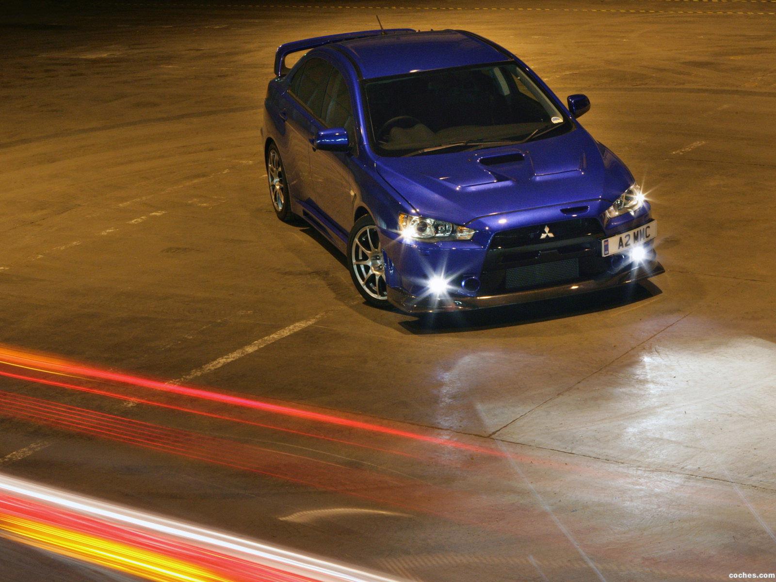 Foto 8 de Mitsubishi Lancer Evolution X FQ-400 2009