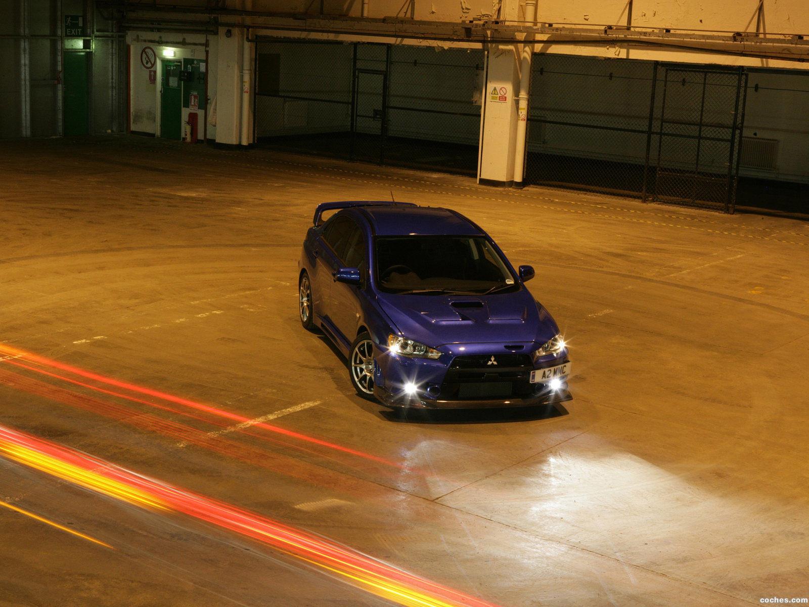 Foto 7 de Mitsubishi Lancer Evolution X FQ-400 2009