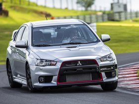 Ver foto 4 de Mitsubishi Lancer Evolution X John Easton 2014
