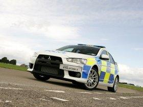 Ver foto 7 de Mitsubishi Lancer Evolution X Police 2008