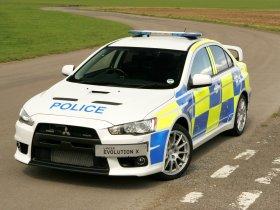 Ver foto 5 de Mitsubishi Lancer Evolution X Police 2008