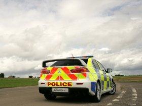Ver foto 3 de Mitsubishi Lancer Evolution X Police 2008