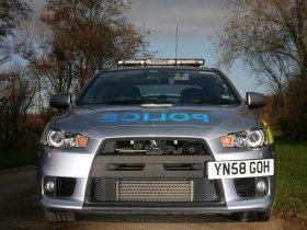 Ver foto 11 de Mitsubishi Lancer Evolution X Police 2008