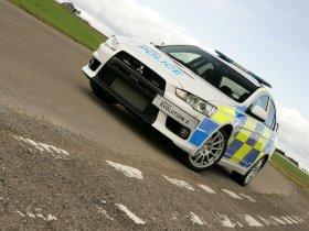 Ver foto 9 de Mitsubishi Lancer Evolution X Police 2008