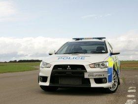 Ver foto 8 de Mitsubishi Lancer Evolution X Police 2008
