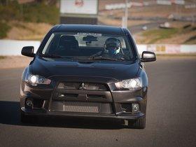 Ver foto 2 de Mitsubishi Lancer Evolution X SE USA 2009