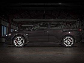 Ver foto 9 de Mitsubishi Lancer Evolution X SE USA 2009