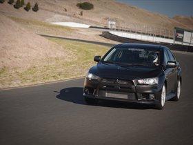 Ver foto 6 de Mitsubishi Lancer Evolution X SE USA 2009