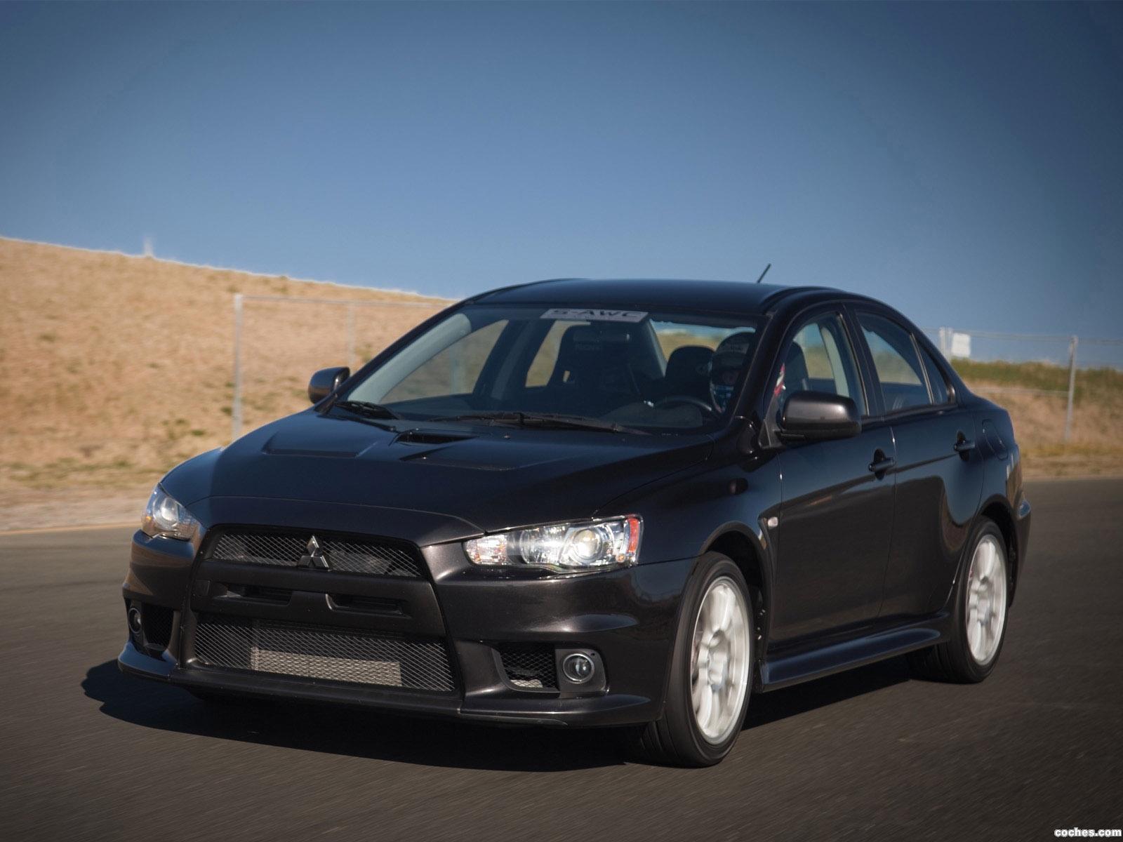 Foto 0 de Mitsubishi Lancer Evolution X SE USA 2009