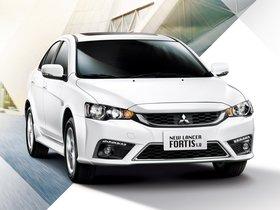 Ver foto 10 de Mitsubishi Lancer Fortis  2015