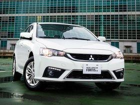 Ver foto 7 de Mitsubishi Lancer Fortis  2015