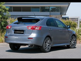 Ver foto 5 de Mitsubishi Lancer GSR Sportback Australia  2015