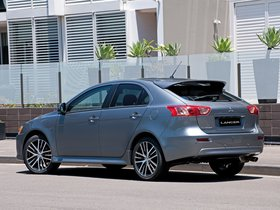 Ver foto 4 de Mitsubishi Lancer GSR Sportback Australia  2015