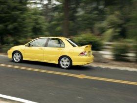 Ver foto 8 de Mitsubishi Lancer Ralliart 2003