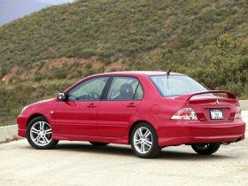 Ver foto 5 de Mitsubishi Lancer Ralliart 2003