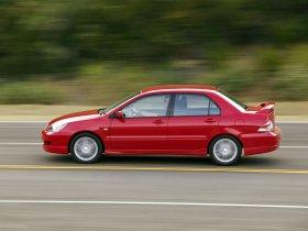 Ver foto 2 de Mitsubishi Lancer Ralliart 2003