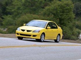 Ver foto 11 de Mitsubishi Lancer Ralliart 2003