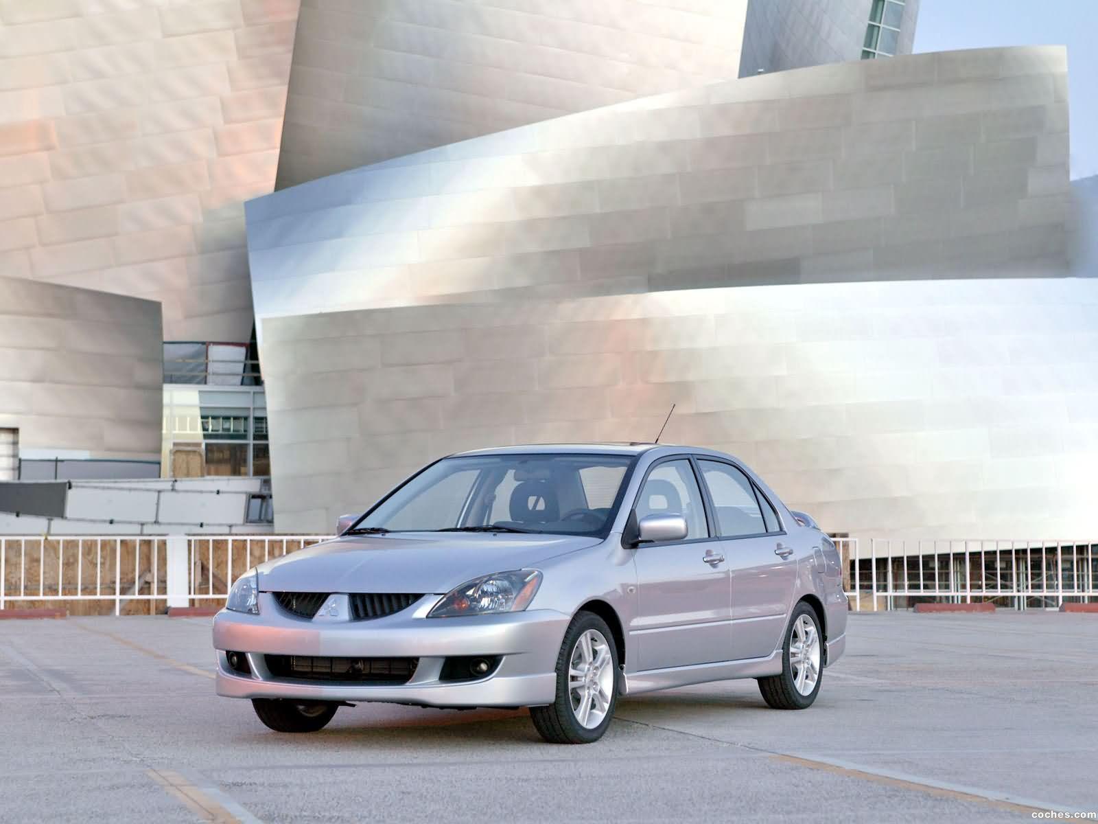 Foto 0 de Mitsubishi Lancer Ralliart 2003