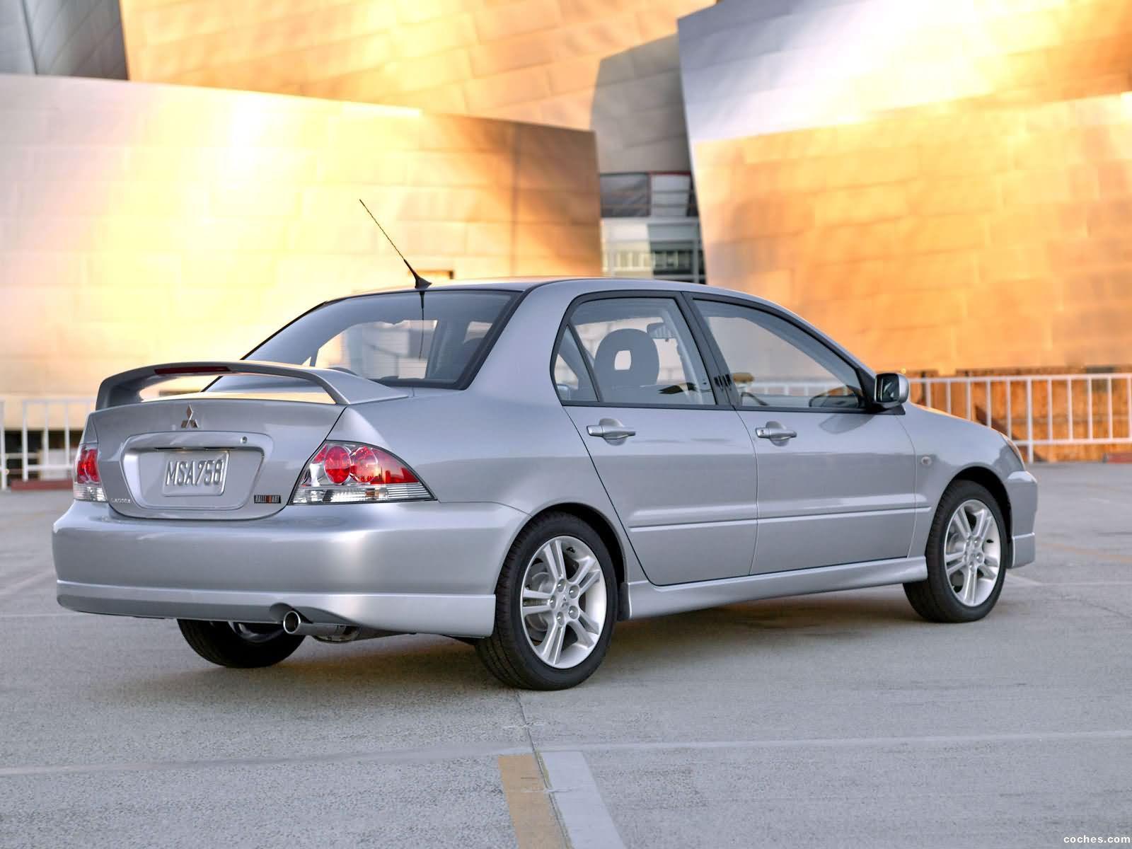 Foto 13 de Mitsubishi Lancer Ralliart 2003