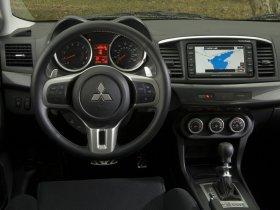 Ver foto 7 de Mitsubishi Lancer Ralliart 2008