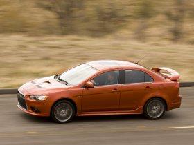 Ver foto 3 de Mitsubishi Lancer Ralliart 2008