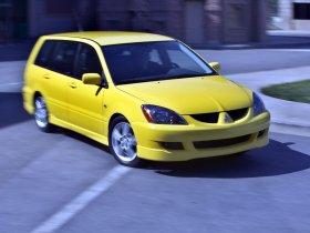 Ver foto 11 de Mitsubishi Lancer Sportback 2003