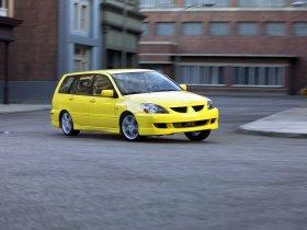 Ver foto 9 de Mitsubishi Lancer Sportback 2003