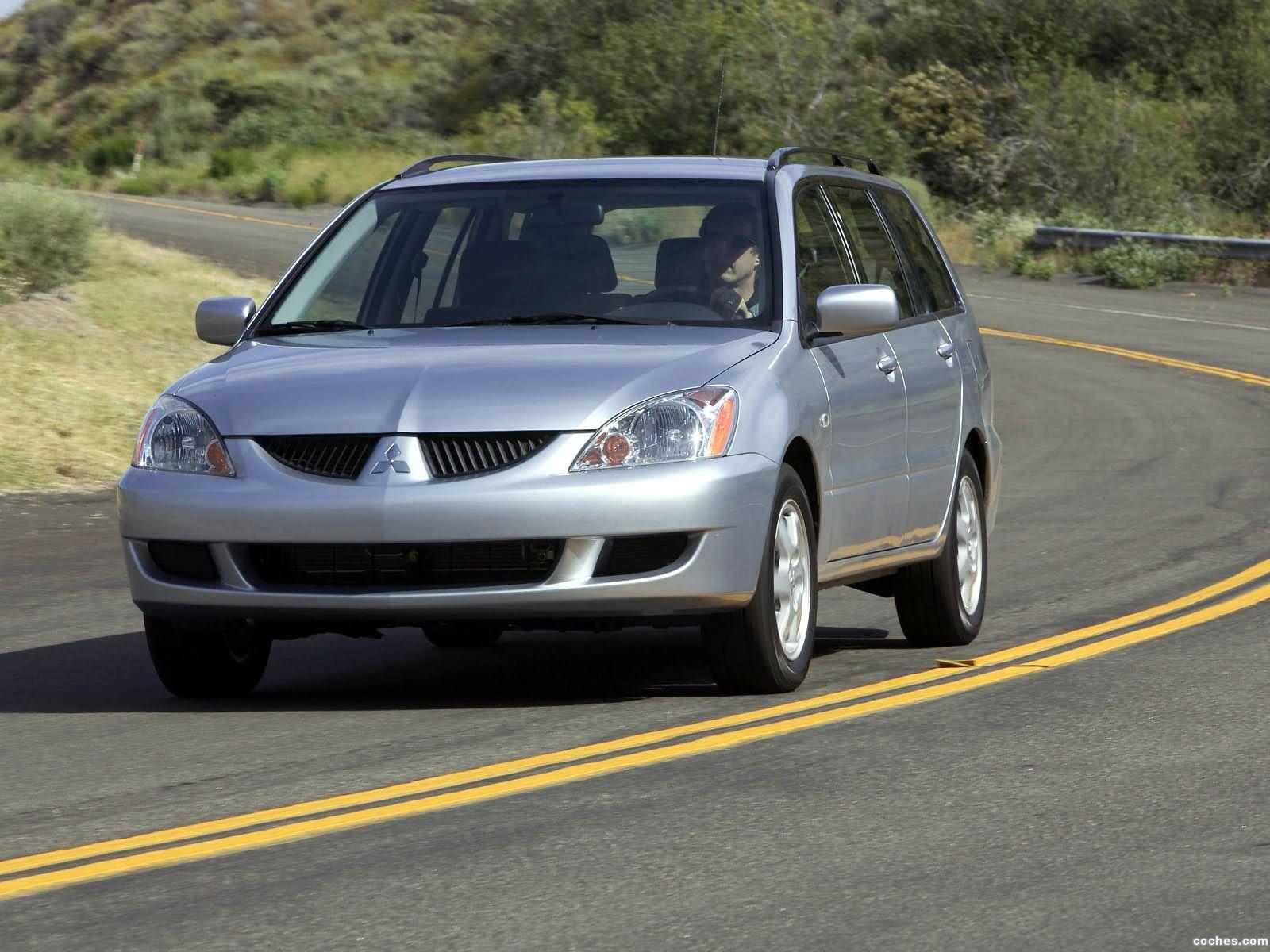 Foto 20 de Mitsubishi Lancer Sportback 2003